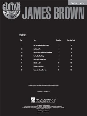 James Brown: James Brown: Guitar