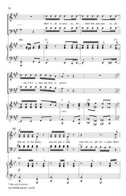 Hal Leonard: Les Misérables