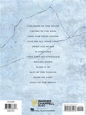 Whitesnake: Whitesnake Guitar Collection: Guitar TAB