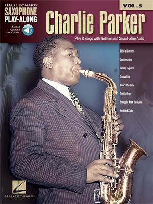 Charlie Parker: Charlie Parker: Saxophone