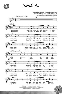 Let's All Sing Songs of the '7s: Arr. (Alan Billingsley): Vocal