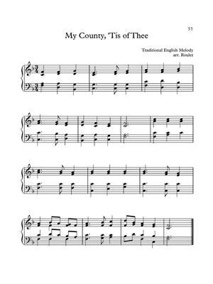Church Hymns for Marimba: Arr. (Patrick Roulet): Marimba