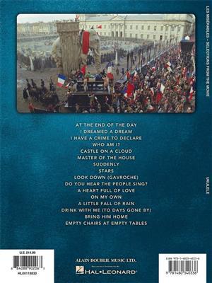 Alain Boublil: Les Misérables - Selections From The Movie: Ukulele