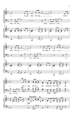 Stan Pethel: Soon a Gift Will Come: SATB