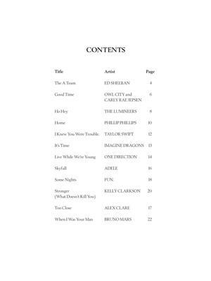 12 Smash Hits - Violin: Violin Solo