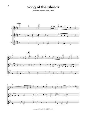 Hawaiian Songs: Ukulele