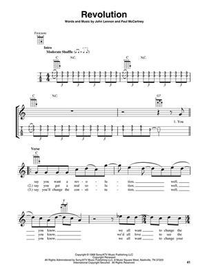 The Beatles: Beatles Hits for Ukulele: Ukulele