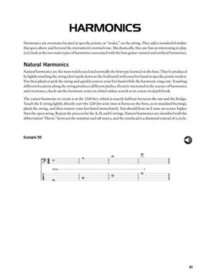 Essential Bass Guitar Techniques