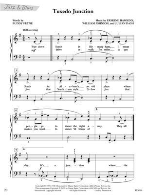 Faber Studio Collection - Level 2B: Arr. (Nancy Faber): Piano