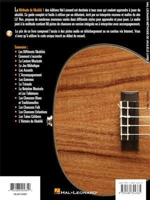 Hal Leonard Méthode de Ukulélé, Livre 1