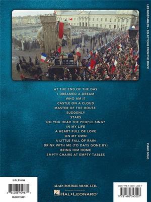 Alain Boublil: Les Misérables: Voice & Piano