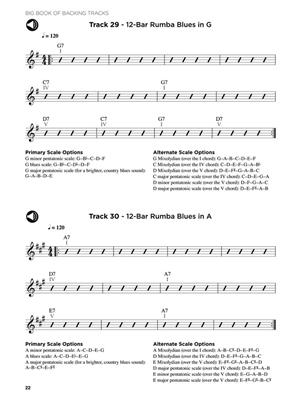 Big Book of Backing Tracks: Guitar