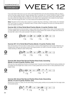 David Harp: Harmonica Aerobics: Harmonica