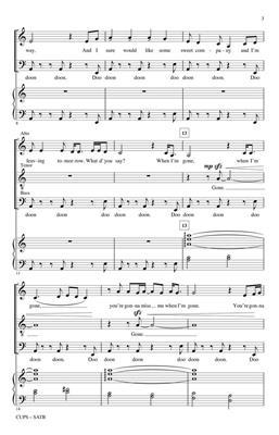 Anna Kendrick: Cups: Arr. (Roger Emerson): SATB