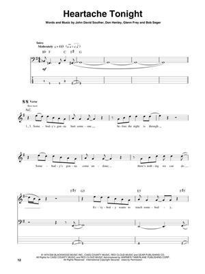 The Eagles: Eagles: Bass Guitar