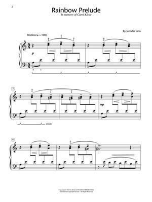 Jennifer Linn: Rainbow Prelude: Piano