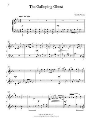 Glenda Austin: The Galloping Ghost: Piano