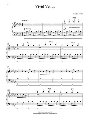 Carolyn Miller: Musical Planets: Piano