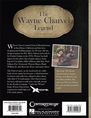 Frank Green: The Wayne Charvel Legend