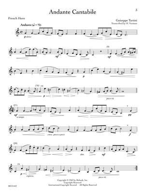Rubank Treasures for French Horn: French Horn