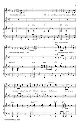 Mandisa: Good Morning: Women's Choir