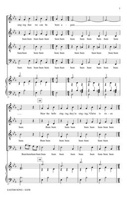 2nd Chapter Of Acts: Easter Song: Mixed Choir
