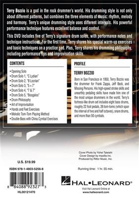 Terry Bozzio Musical Solo Drumming