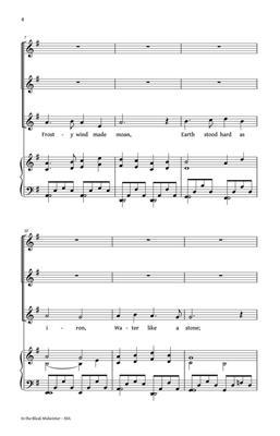 Gustav Holst: In the Bleak Midwinter: Arr. (Simon Lole): SSA