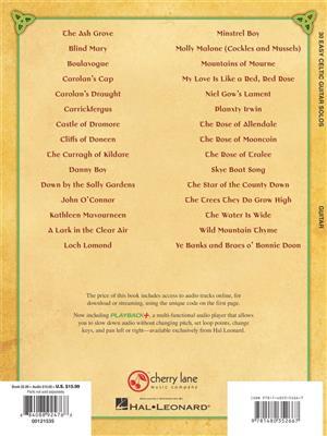 30 Easy Celtic Guitar Solos