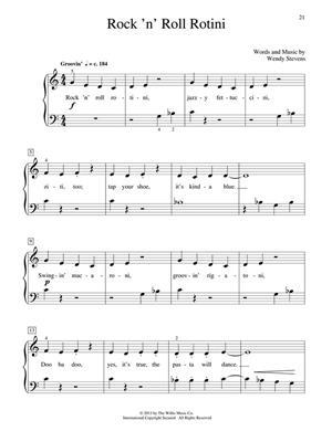Wendy Stevens: Tasty Tunes: Piano