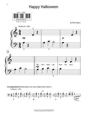 Mona Rejino: Happy Halloweeen - Level 1: Piano