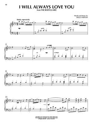 Romantic Film Music: Piano