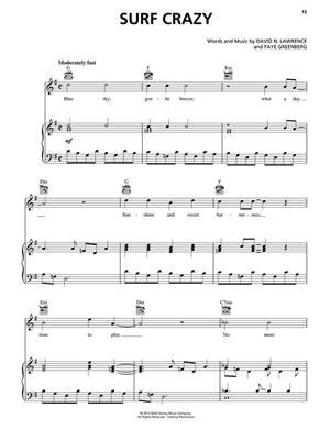 Teen Beach Movie: Piano, Vocal, Guitar