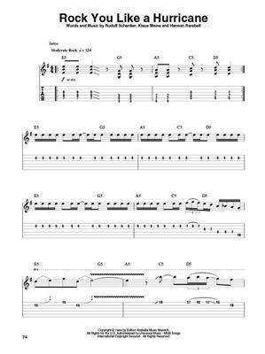 Scorpions: Scorpions: Guitar or Lute
