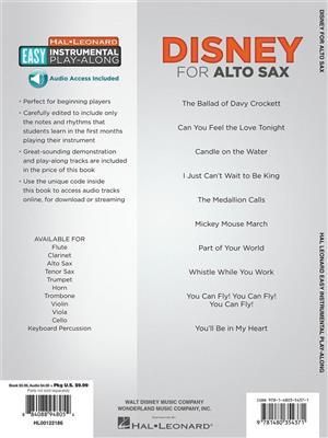 Disney - Alto Sax: Alto Saxophone