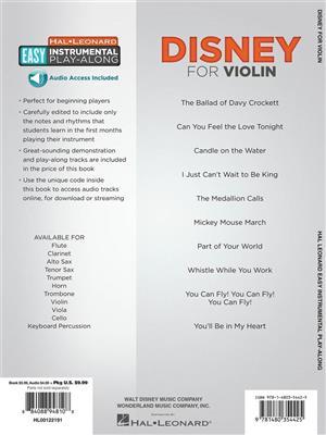 Disney - Violin: Violin