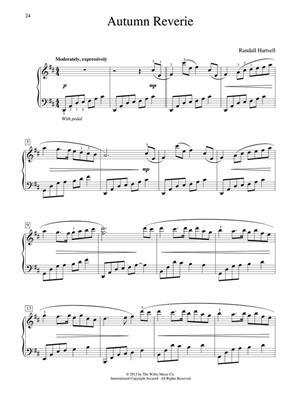 Randall Hartsell: Composer's Choice - Randall Hartsell: Piano or Keyboard