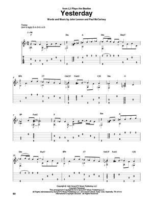 Laurence Juber's DADGAD Solos: Arr. (Laurence Juber): Guitar