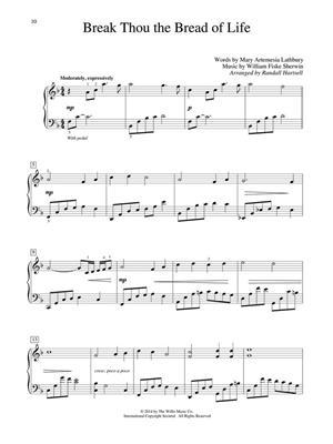 More Hymn Creations: Arr. (Randall Hartsell): Piano