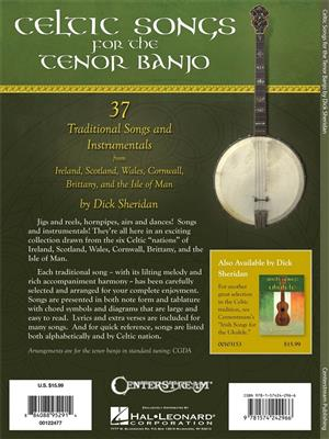 Dick Sheridan: Celtic Songs for the Tenor Banjo: Banjo