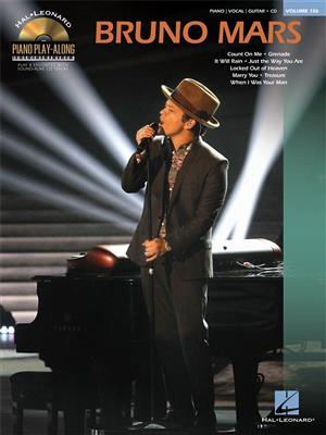 Bruno Mars: Bruno Mars: Piano or Keyboard