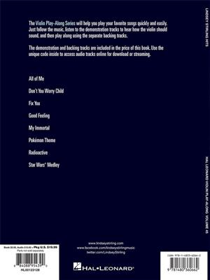 Lindsey Stirling: Lindsey Stirling Hits: Violin