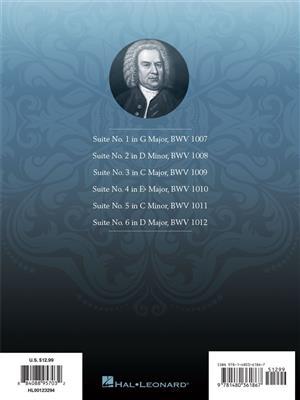 Johann Sebastian Bach: Cello Suites For Electric Bass: Bass Guitar