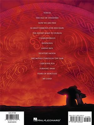 Celtic Thunder: Celtic Thunder - Mythology: Piano, Vocal, Guitar