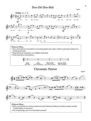Intermediate Studies for Developing Artists on Sax: Saxophone