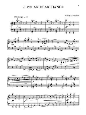 André Previn: Impressions for Piano: Piano