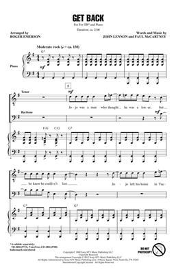 Hal Leonard: Get Back