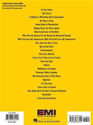 Carole King: Beautiful - The Carole King Musical: Voice