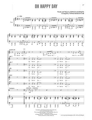 Perpetuum Jazzile: Vocal Ecstasy Volume 1: Mixed Choir