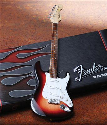 Fender™ Stratocaster™ - Classic Sunburst Finish: Gifts